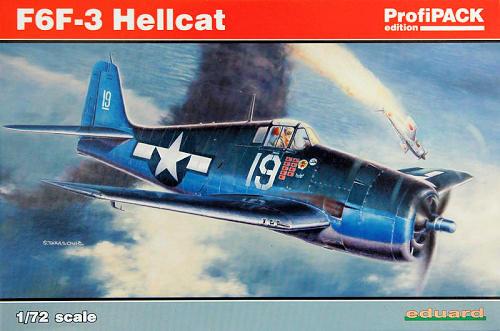 Eduard 1 72 f6f 3 hellcat previewed by sander roubos