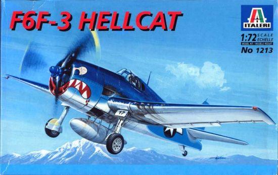 Italeri 1 72 f6f hellcat