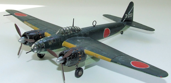 Revell 1/72 P1Y1/2 'Ginga', by Peter Hobbins