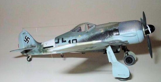 Airfix 1 72 Fw 190a 8 By Brian Baker