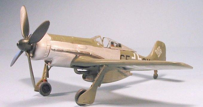 Rv Resins 1 48 Fw 190c 0 V18