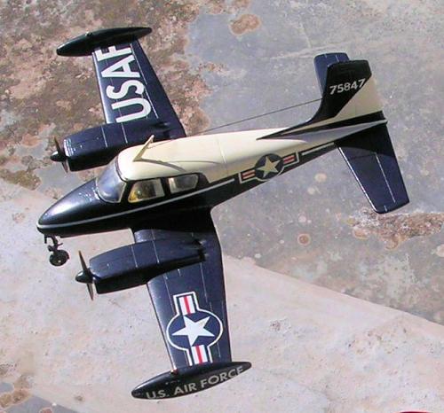 Comet 1 67 Cessna 310 U 3 By Carmel J Attard