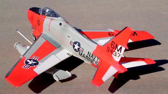 FJ-4 Fury Fighter 80312-1:48-HobbyBoss