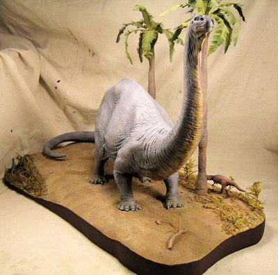 Horizon 1 30 Apatosaurus By Scott Lyle