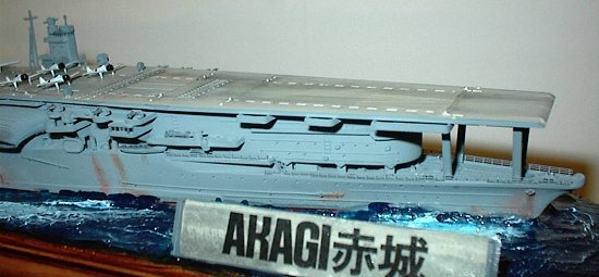 Hasegawa 1 700 Ijn Akagi