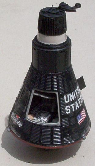 Revell 1 48 Mercury Spacecraft By Steven Pietrobon