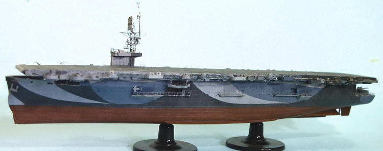 White Plains Jeep >> Hasegawa 1/350 USS Gambier Bay, by Tom Cleaver