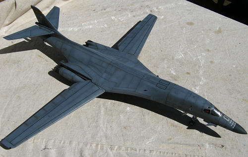 B1 Lancer Model on Quotesfab.com B1 Lancer Supersonic