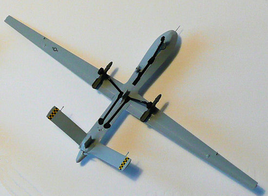 Revell Unmanned Aerial Vehicle MQ-9 Reaper 1:48 - Scale ...