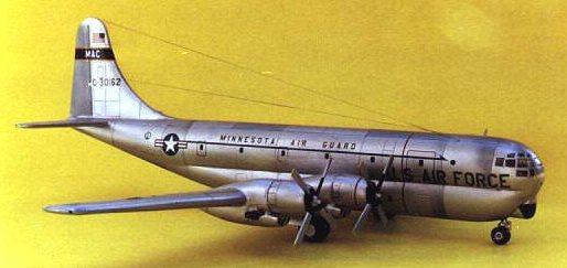 Minicraft 1 144 C 97G Stratofreighter