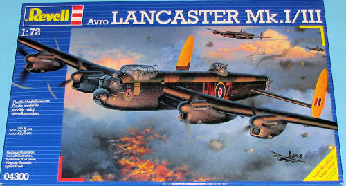 Revell Ag 1 72 Lancaster B I Iii Previewed By Scott Van Aken