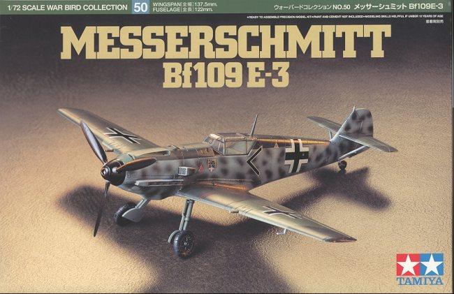 Bf 109 E3 WNr 1304 du JG 76 capturé le 22/11/1939 T72109e3bt