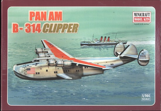"Boeing 314 ""Honolulu Clipper"" 314bt"
