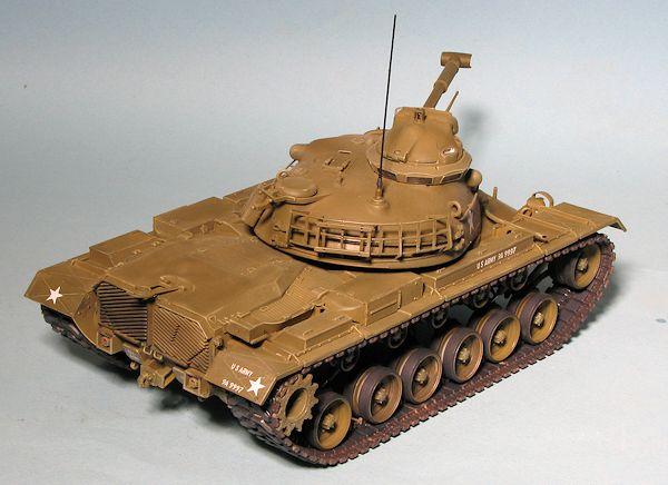 Dragon 1/35 M48A3 Mod.B (Kit No. 3544) by Steve Zaloga