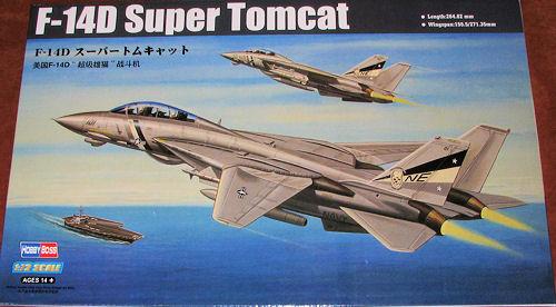 Hobby Boss 1 72 F 14d Tomcat Previewed By Scott Van Aken