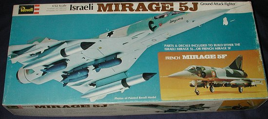 Mirage III E 1/32 revell - Page 5 32m5