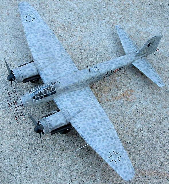 Ju-88 Contest
