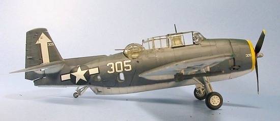 Accurate Miniatures 1 48 Tbm 3 Avenger