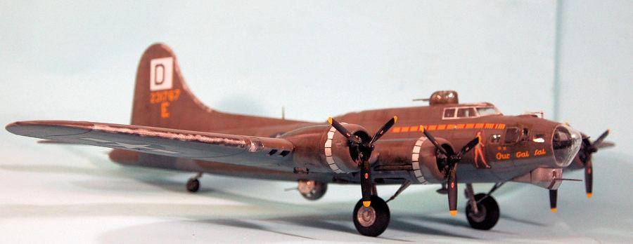 Model Maker 1//48 BOEING B-17G FLYING FORTRESS Paint Mask Set for HK Kit