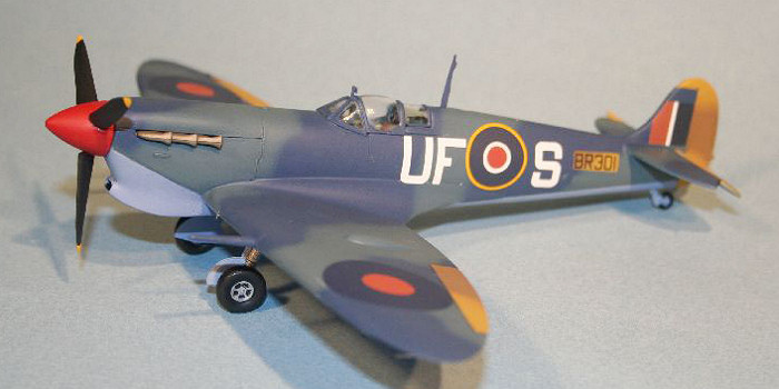 Airfix 1 48 Spitfire V By Olivier Lacombe