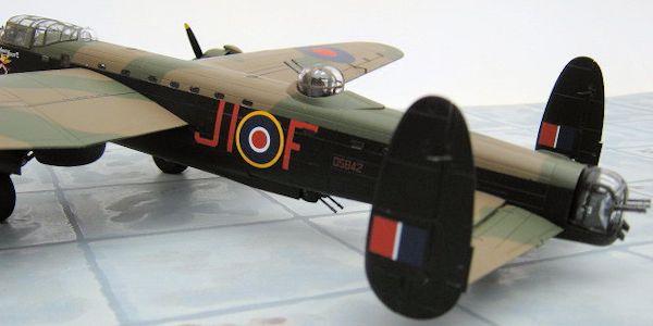 Airfix 1 72 Lancaster B Ii By Frank Reynolds