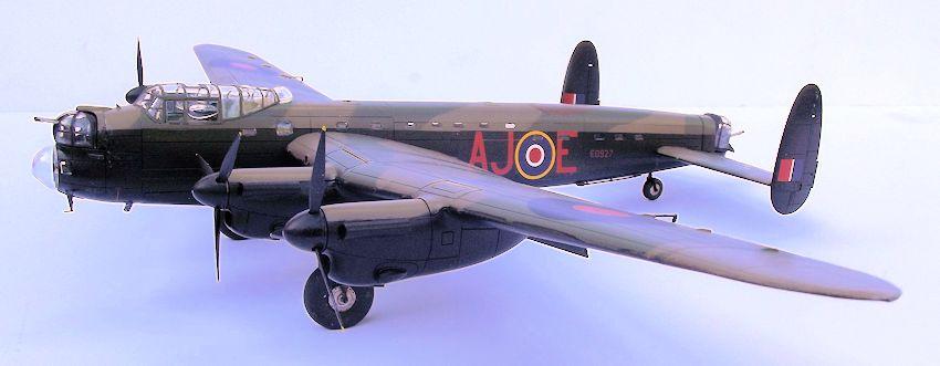 I 1//72 Airfix Avro Lancaster B