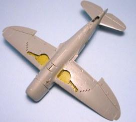 Tamiya 1/48 P-47D Thunderbolt (Bubbletop)