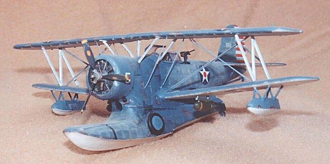 VALOM 1//72 VALOM 1//72 Grumman J2F-6 Duck plastic kit