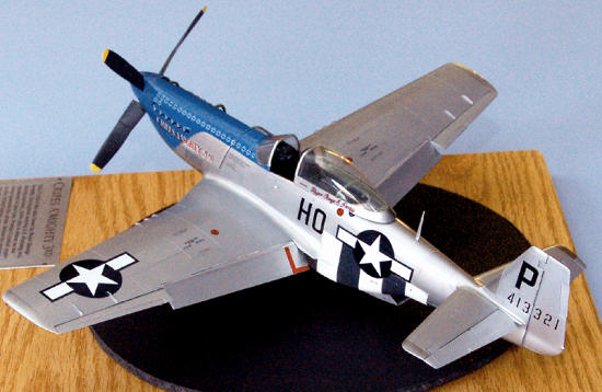 Dragon 1/32 P-51D Mustang, by Ralph Thompson