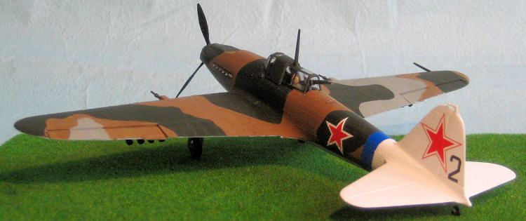 Airfix 172 Il 2 Sturmovik By Richard F