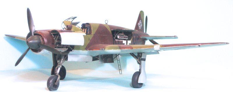 Hong Kong Models 1//32 Dornier Do-335B-2 /'Zerstorer/' # 01E07