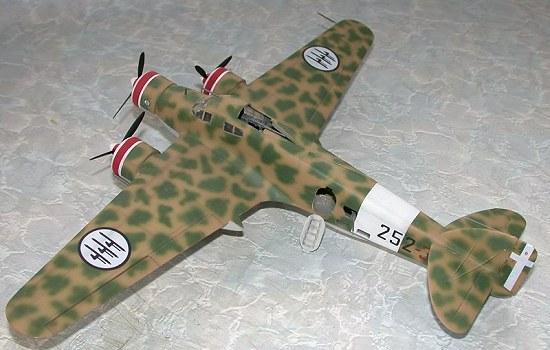 Airfix 1 72 Sm 79 Sparviero