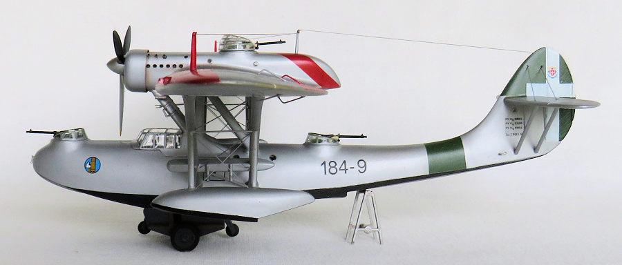 Italeri Italian Flying Boat Cant Z 501 Kit