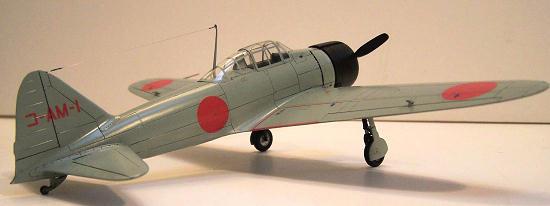 Mitsubishi A6M1 12-Shi Experimental Zero Fighter