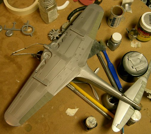 Hasegawa 1/32 Ki-43 'Oscar