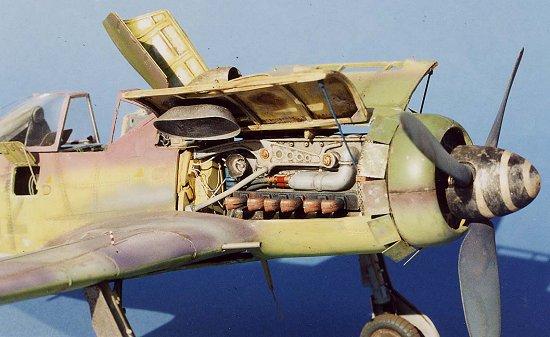 Revell 1 32 Fw 190d 9