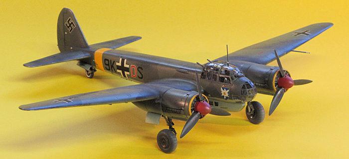 HobbyBoss Models 1//72 German Junkers Ju 88 Fighter