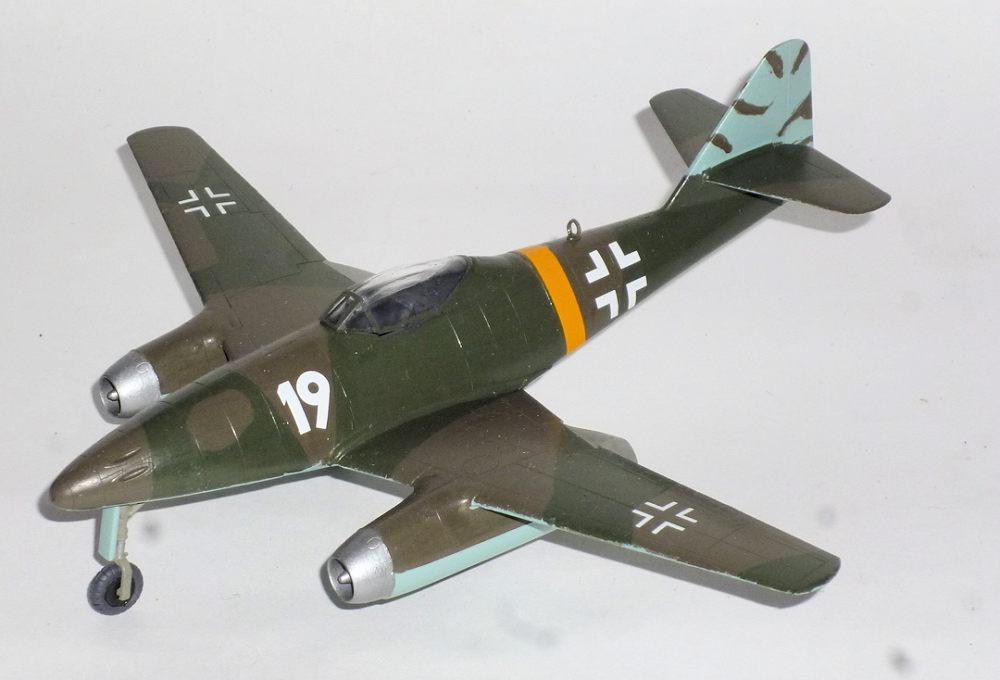 04166 Revell Messerschmitt Me 262 A1a
