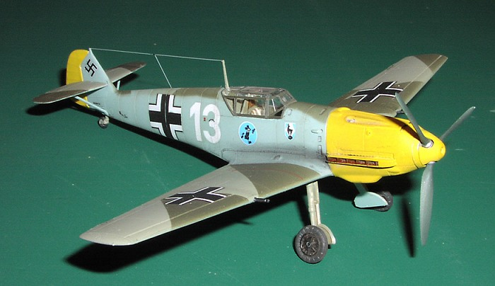 Tamiya 1//72 Messerschmitt Bf109E-3-60750 Model Aircraft Kit