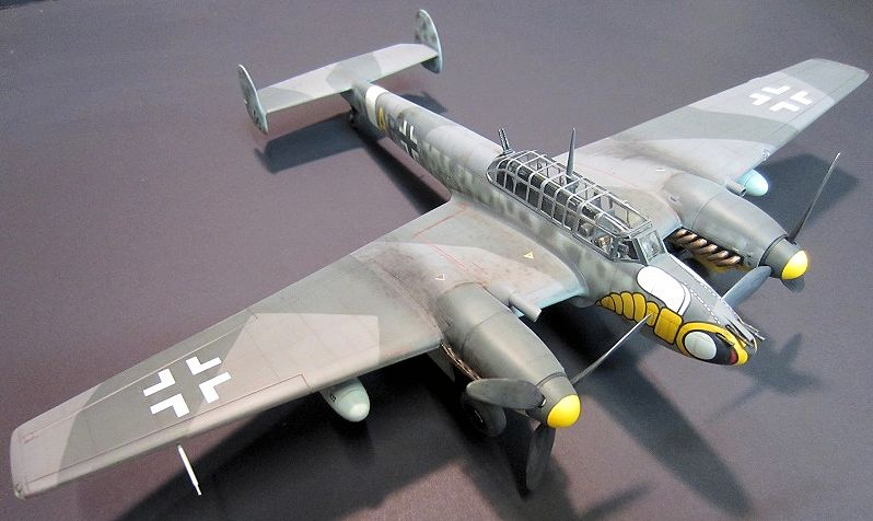 Revell 1 48 Bf 110g 2 Day Fighter By Jonathan Prestidge