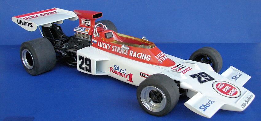 Painting The Tamiya Lotus 49 F1 Wiring Diagrams Wiring