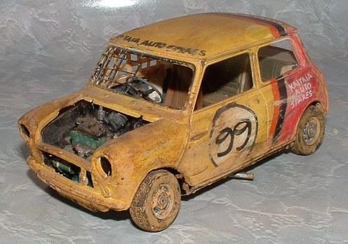 Tamiya 1/24 Austin Mini