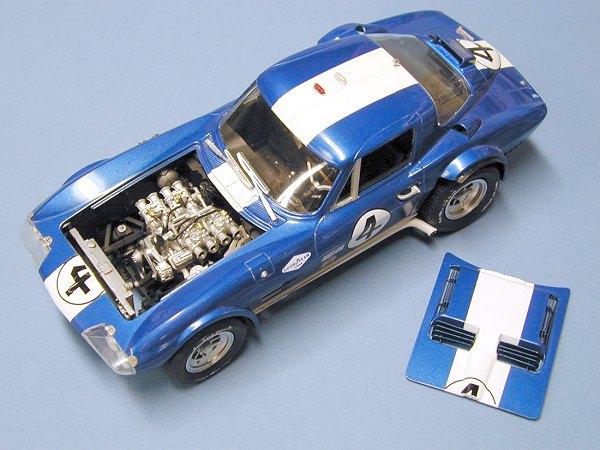 Accurate Miniatures 124 Corvette Gran Sport