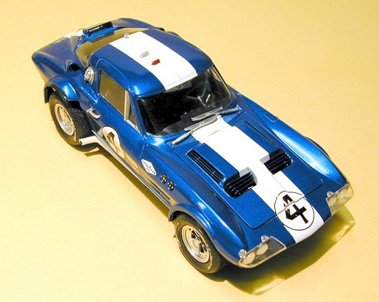 Accurate Miniatures 1/24 Corvette Gran Sport