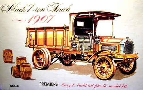 Premier 1907 Mack Truck