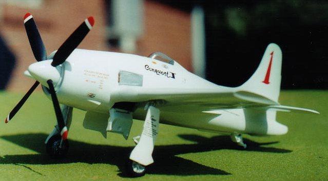 High Planes F8f Bearcat Conquest I