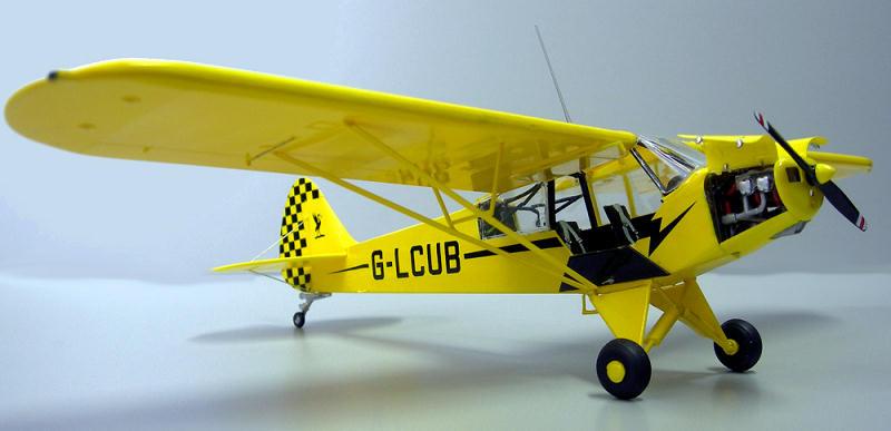 Revell 1/32 Piper PA-18 Super Cub, by Blair Stewart
