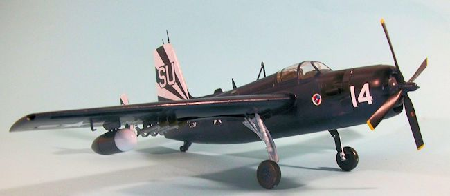 Special Hobby 1/48 AF-2S/W Guardian, by Tom Cleaver
