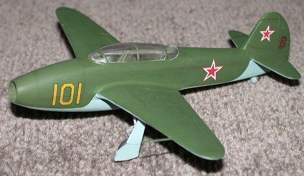 A Model 1 72 Yak 21