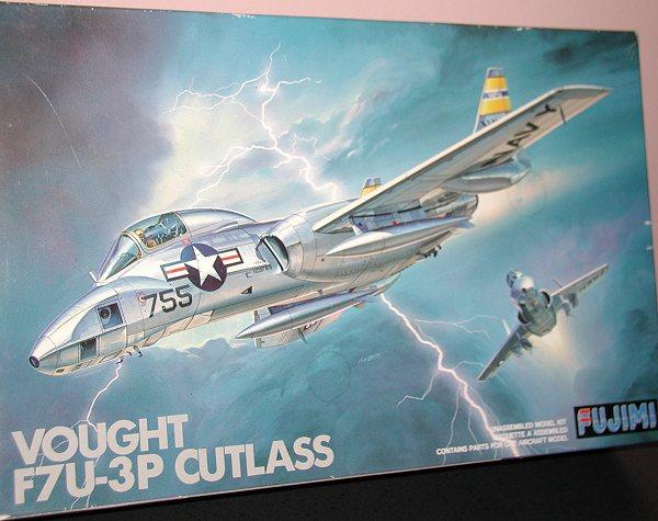 Fujimi 1 72 F7u 3p Cutlass